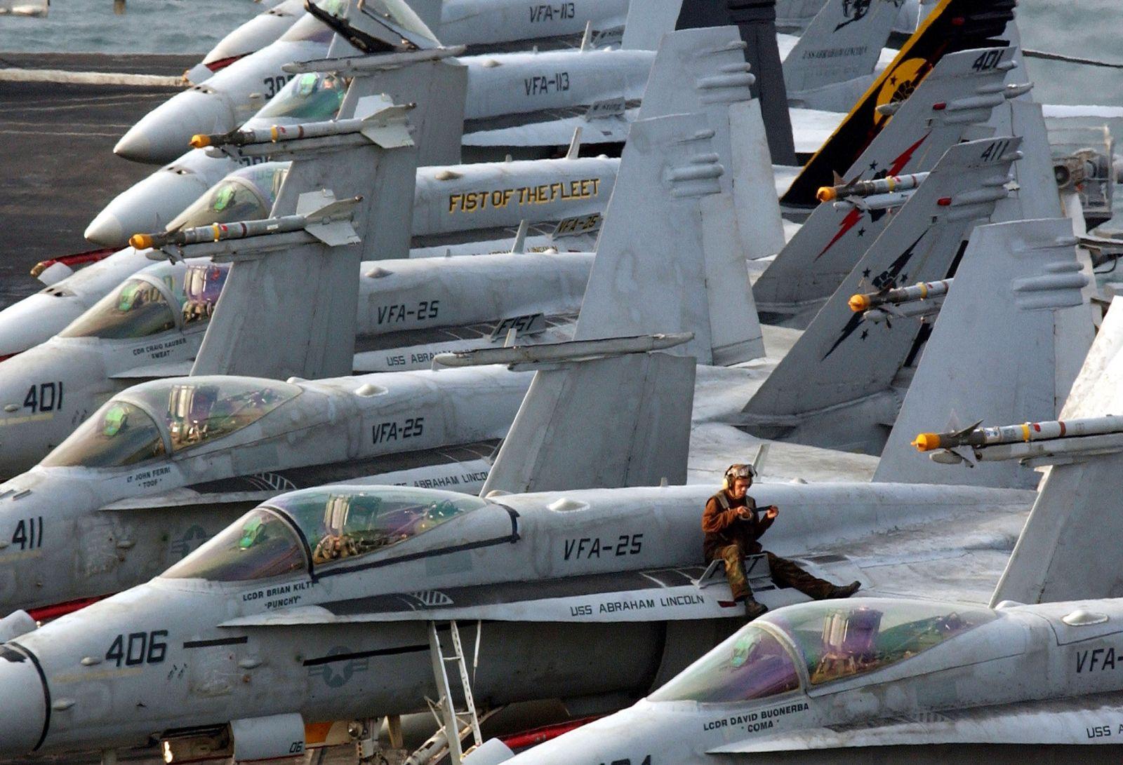 F/A 18 Jets
