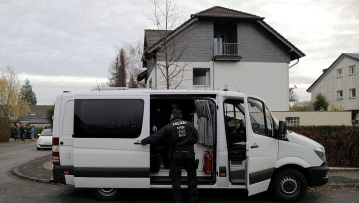 Organisierte Kriminalität: Großrazzia gegen die Mafia