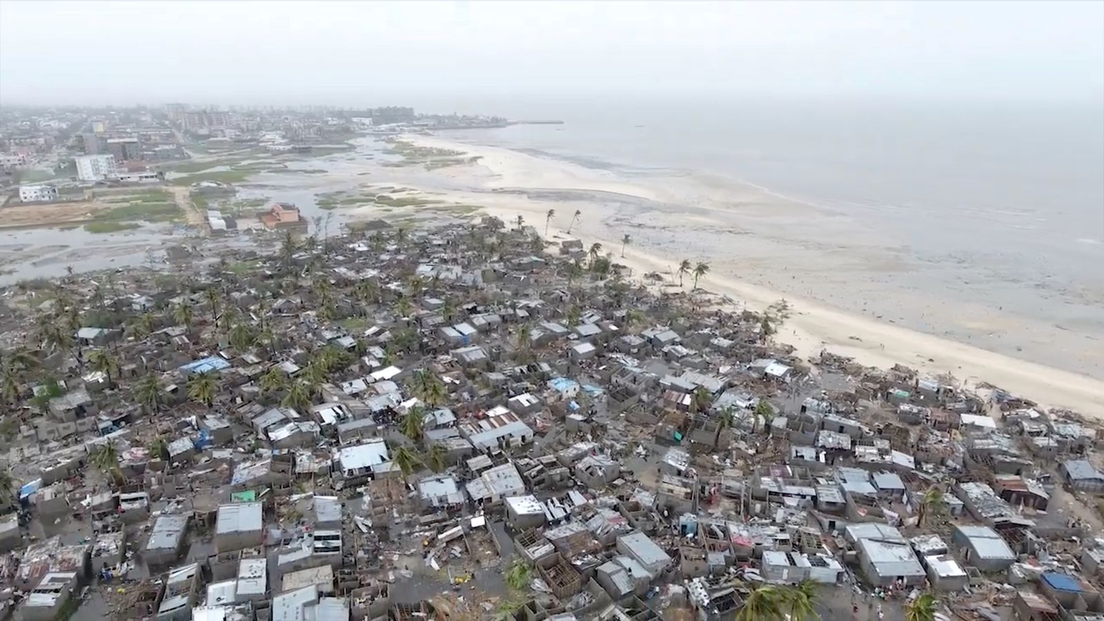 Idai Mosambik