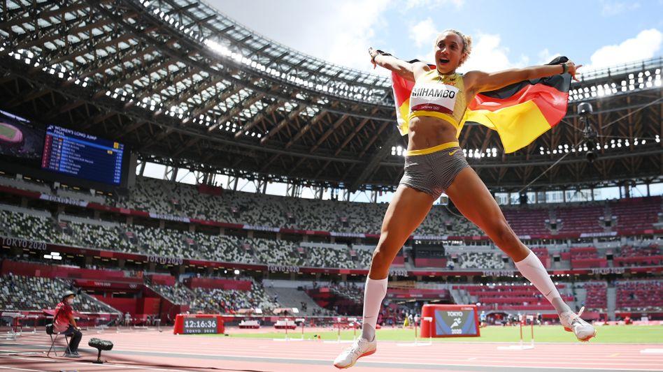 Malaika Mihambo ist Olympiasiegerin