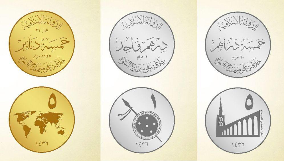 IS-Plan: Gold für den Staat