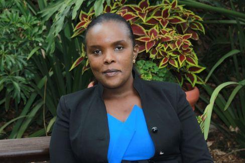 Judy Gitau kämpft auf dem afrikanischen Kontinent für die Rechte von Frauen