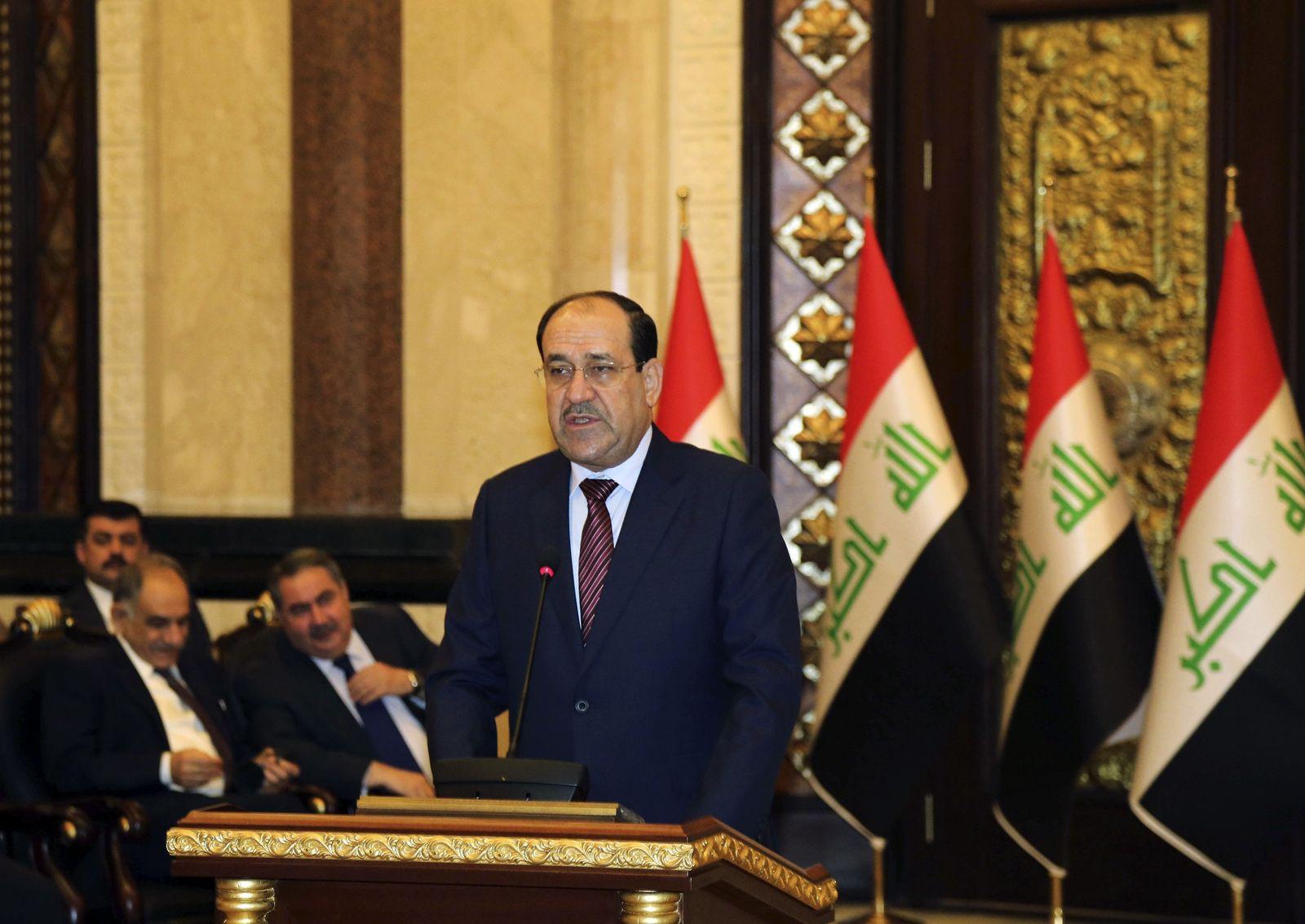 IRAQ Nouri al-Maliki