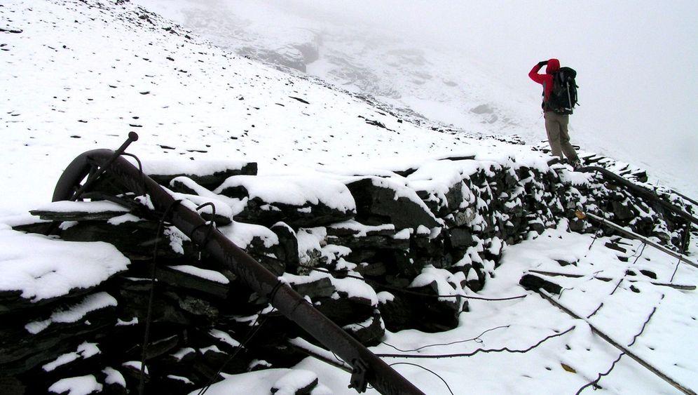 Pistenjäger: Mit Skilift-Archäologen unterwegs