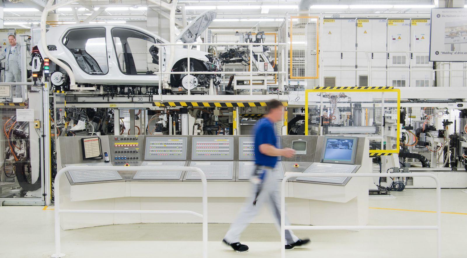 Volkswagen/ Produktion