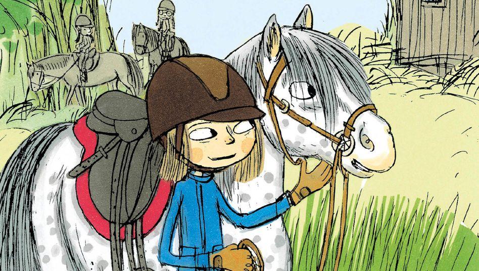 """In """"Ponyhof Sternenhügel"""" geht es um Iris und einen Ponyhof, irgendwo in Finnland"""