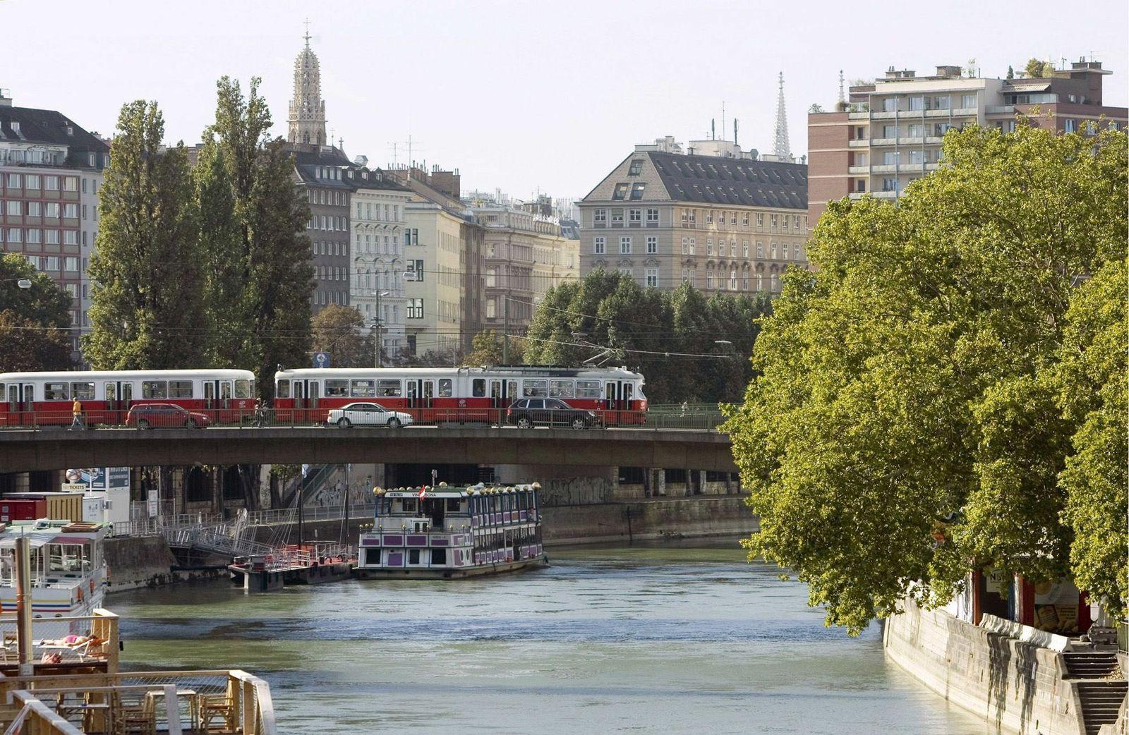 Lebenswerte Orte / Wien