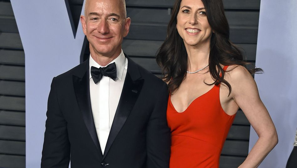 Nach Scheidung von Amazon-Chef: MacKenzie Bezos verkauft Aktien im Wert von 400 Millionen Dollar