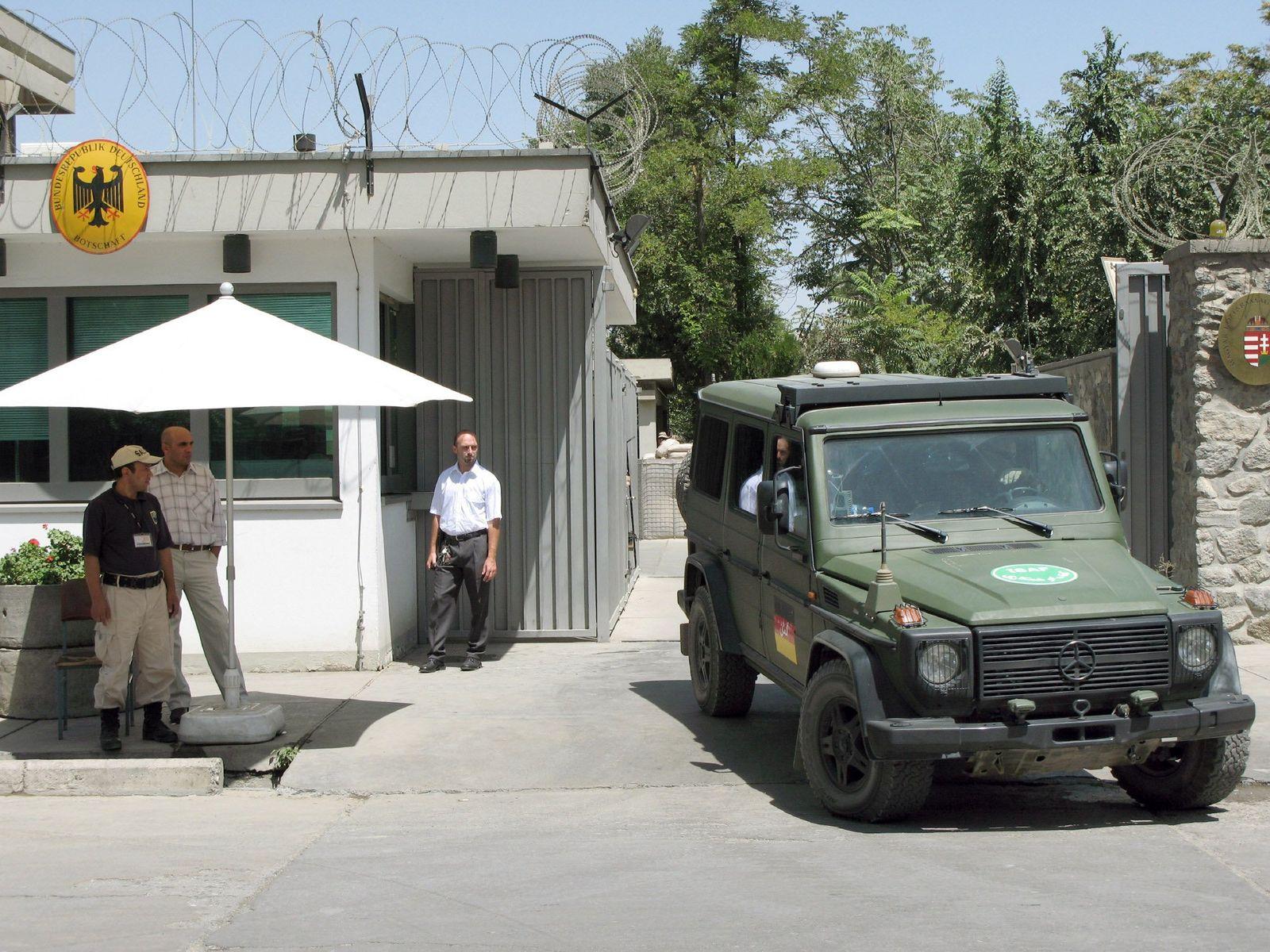 Deutsche Botschaft Kabul