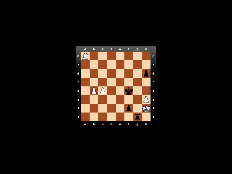 Screenshot Schach WM 2013 / 16.11.13