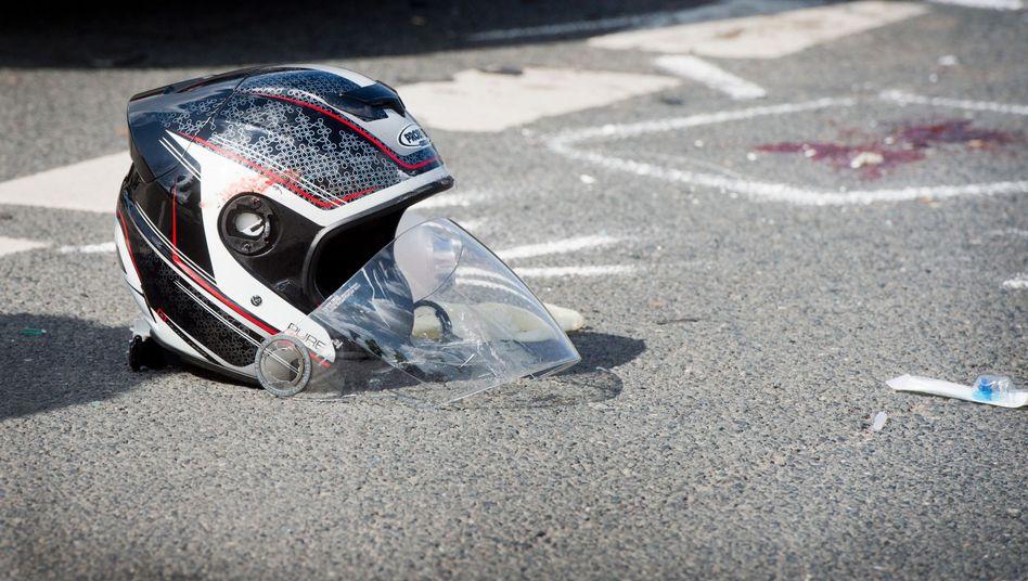 Jeder fünfte Verkehrstote in Deutschland war Motorradfahrer
