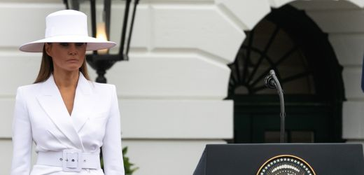 Melania Trump: Die Befreiung von der First Lady