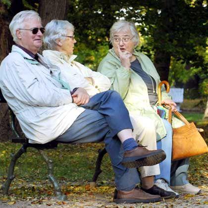 Rentner: Warten bis 67