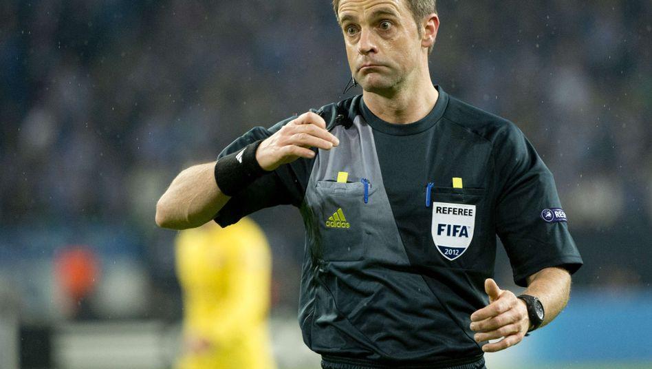 Endspiel-Schiedsrichter Rizzoli: Zwei Bayern-Niederlagen geleitet