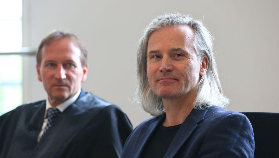 Der Bruder des Entführungsopfers, Michael Herrmann (Archiv)