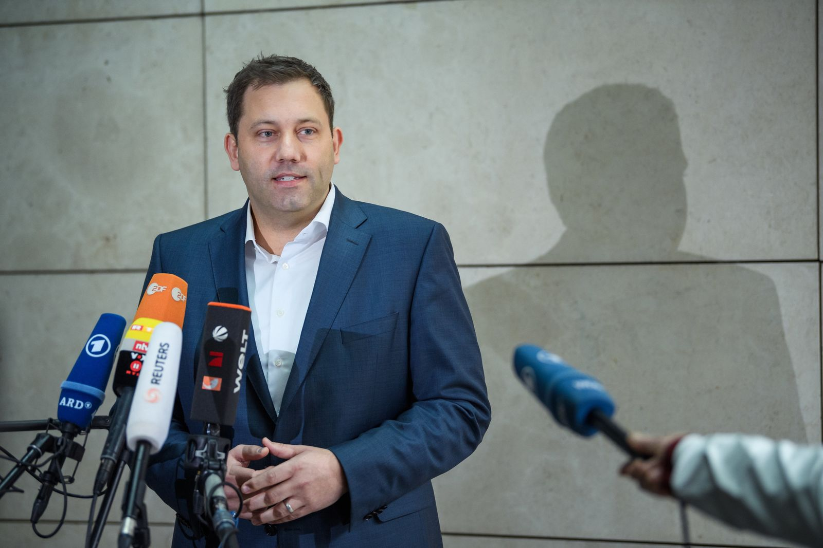 SPD Lars Klingbeil