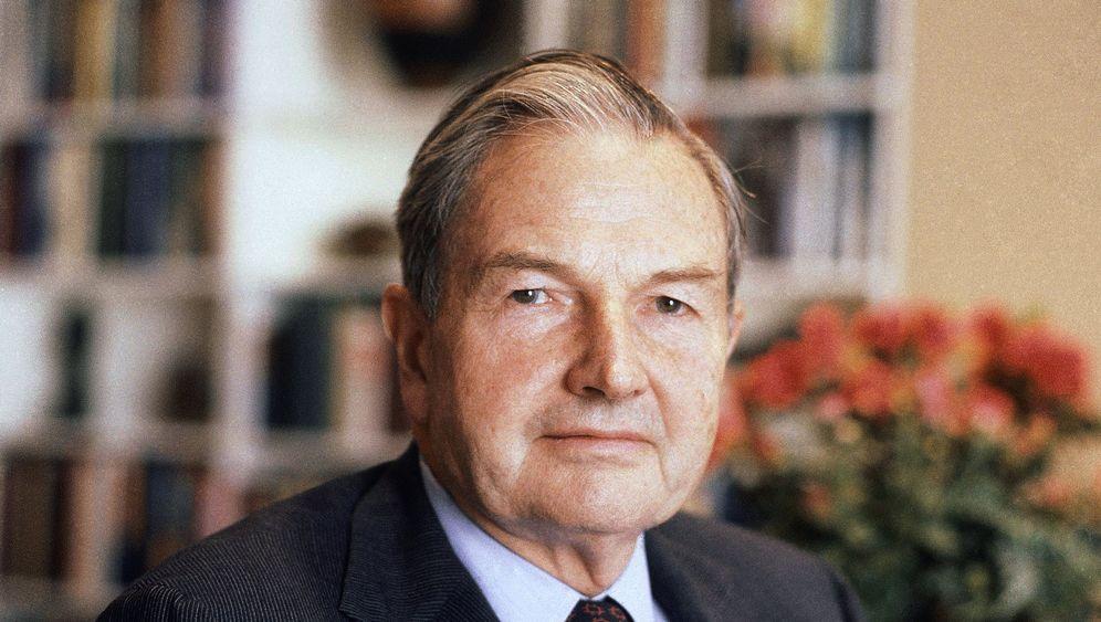US-Öldynastie: David Rockefeller ist tot