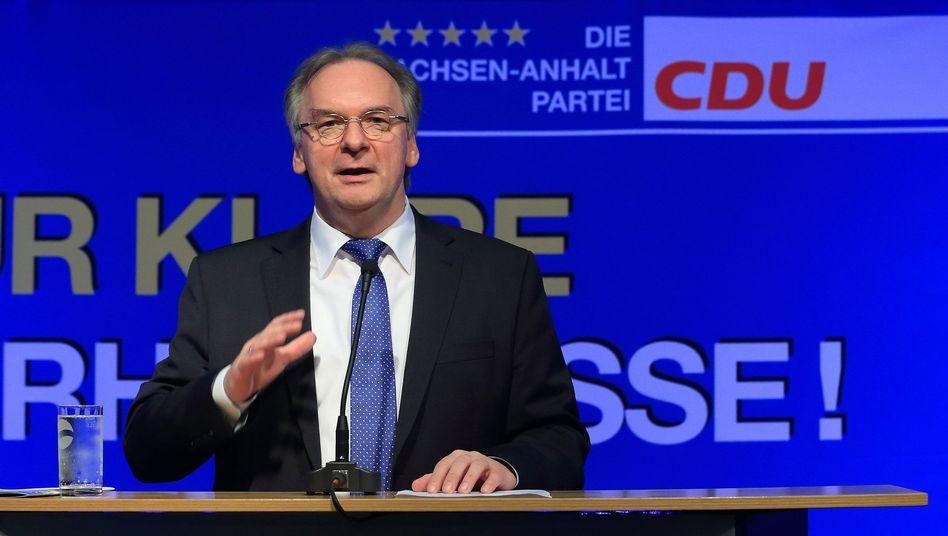 """Ministerpräsident Haseloff: """"Wir müssen konkreter werden"""""""