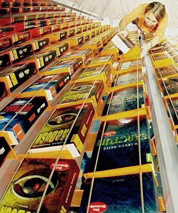 "Buchmesse in Frankfurt: ""Bei Google verlieren die Verlage die Kontrolle"""