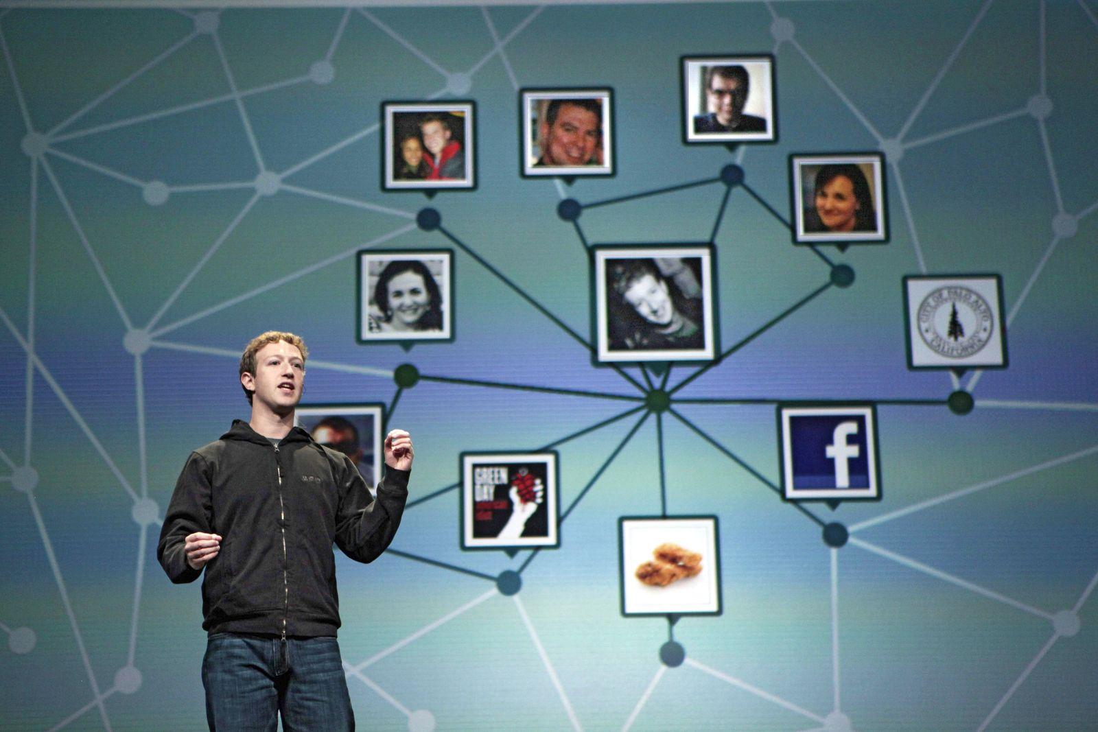 Facebook /Mark Zuckerberg