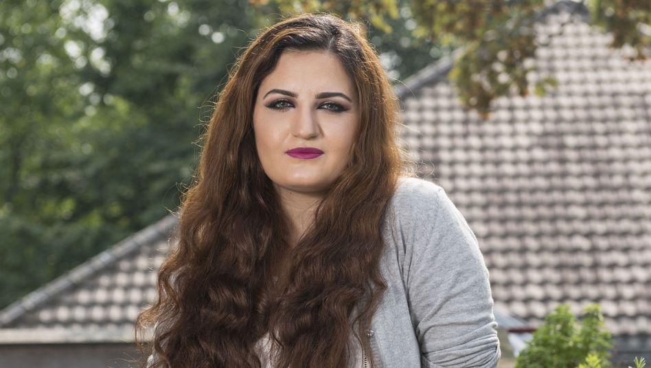 "Gian Aldonani, Studentin in Köln, engagiert sich im Irak: ""Ich kann nicht anders"""