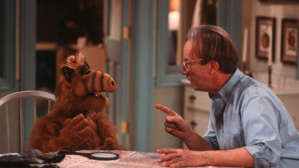 TV-Kultserie Alf: Anarcho-Alien mit Appetit auf Katze