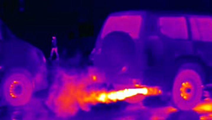Klimagas: Spezialkamera zeigt CO2