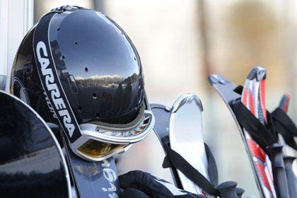 Schutz vor Kopfverletzungen: Immer mehr Wintersportler tragen auf der Piste einen Helm