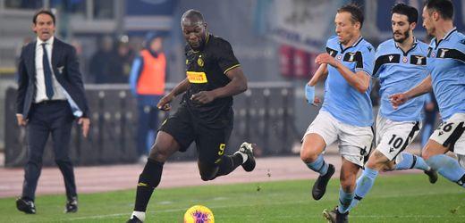 Serie A: Inter verliert Topspiel gegen Lazio – und die Tabellenführung an Juventus
