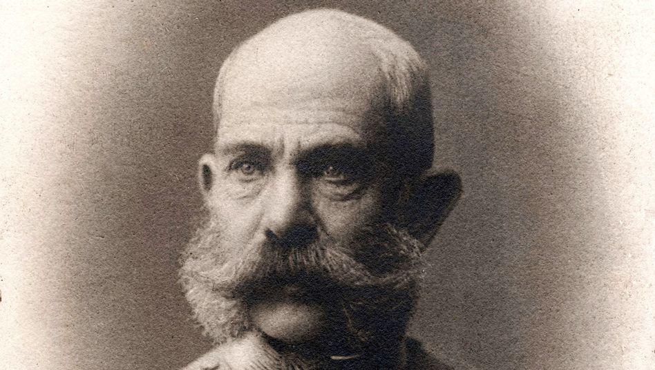 Kaiser und König Franz Joseph I.: Erfahrungsarmer, alter Regent
