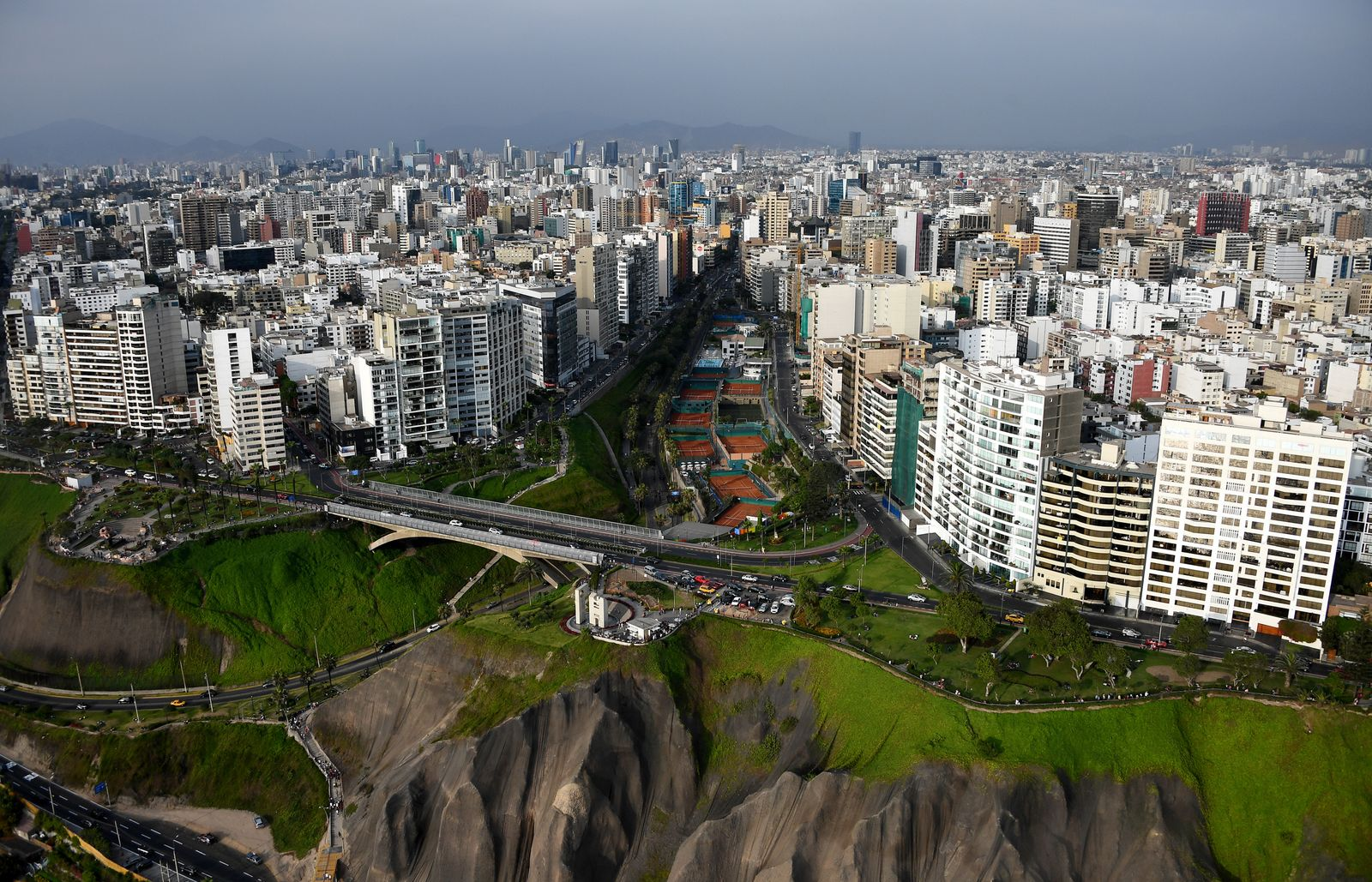 PERU-LIMA-CITY