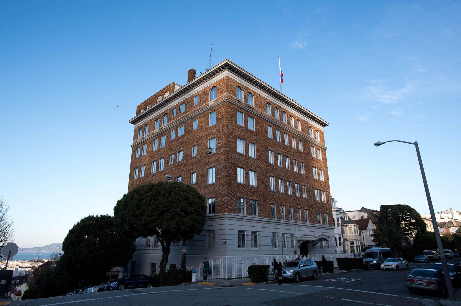 Russisches Konsulat / San Francisco