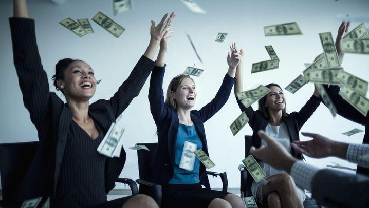 Studie übers Gehalt: Frauen sollten mutig mehr Geld fordern