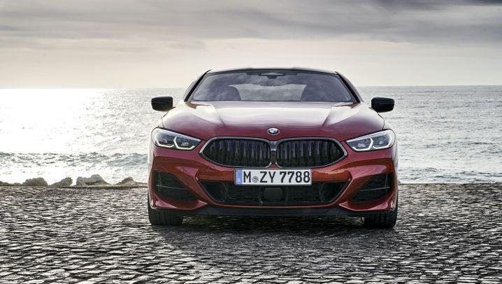 Autogramm BMW 8er: Der Edelflitzer