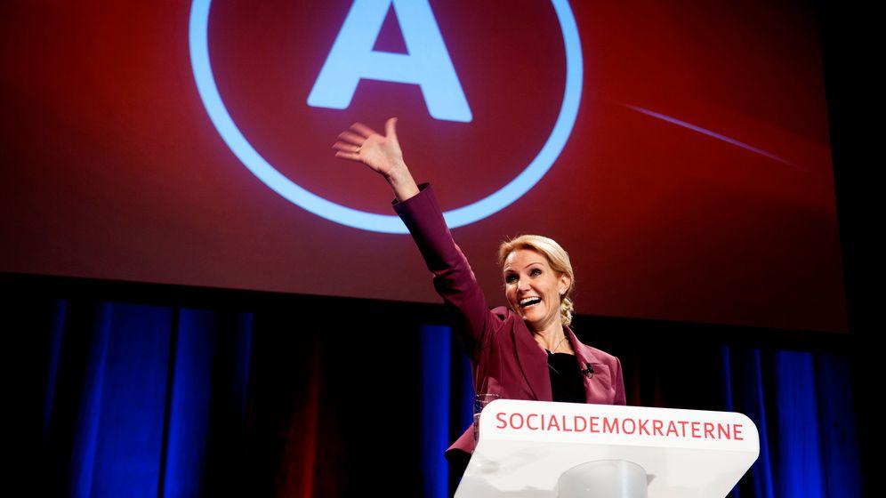 """Sozialdemokratin Thorning-Schmidt: Schwerer Sieg für """"Gucci-Helle"""""""