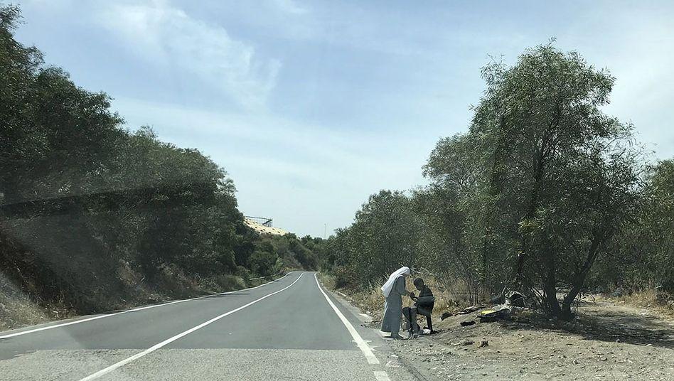 Sizilien: Die gute Nonne vom Straßenstrich SS385