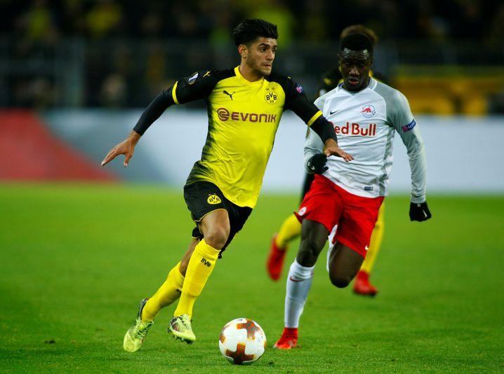 Dahoud überzeugte gegen Leipzig