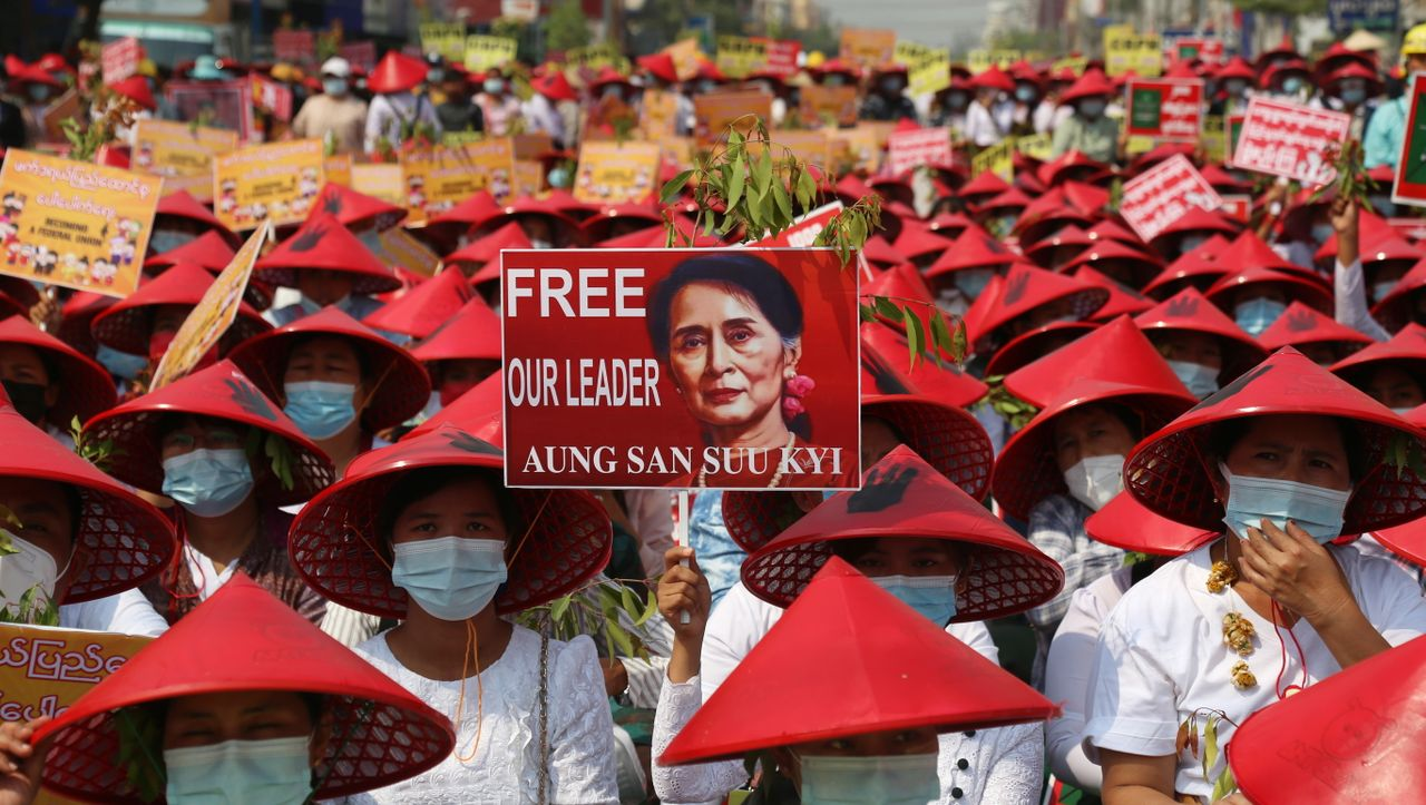 USA kündigen neue Sanktionen gegen Myanmars Militärregime an