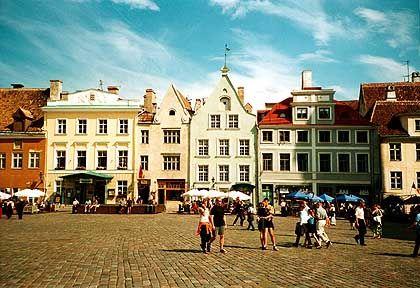 Tallinn: Stadtbummel über historisches Pflaster