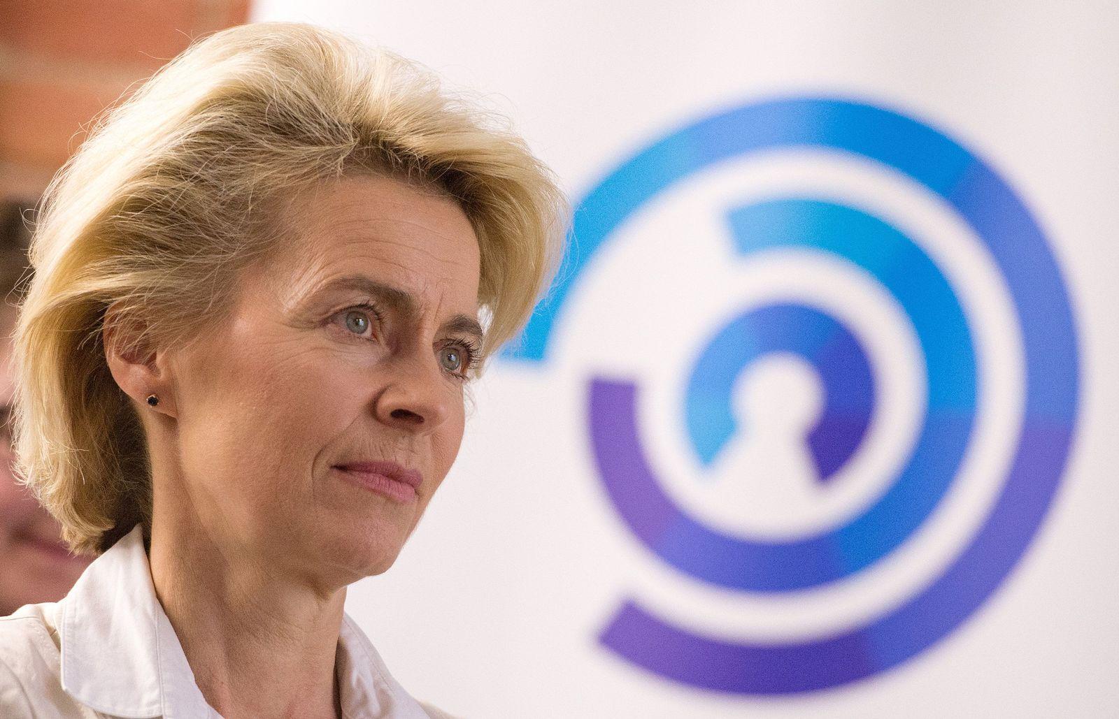 Ursula von der Leyen in Estland