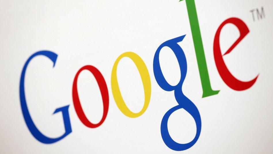 Google-Logo in New Yorker Dependance: Entscheidung erst nach der Präsidentenwahl