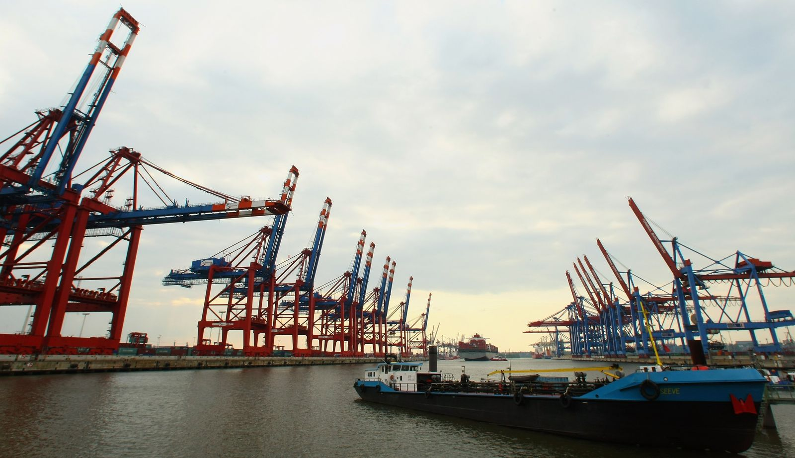 Industrie/ Hafen