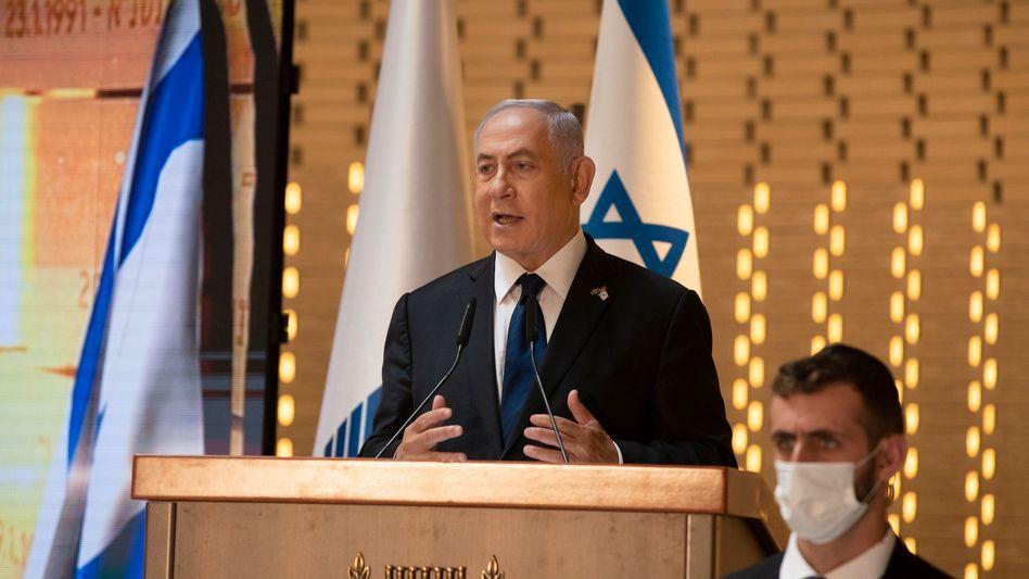 Benjamin Netanyahu scheiterte mit einer Regierungsbildung