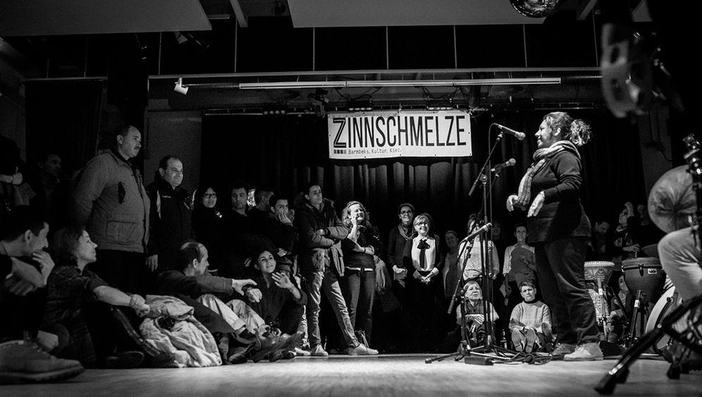 Jazz für Flüchtlinge: Sound der Verständigung