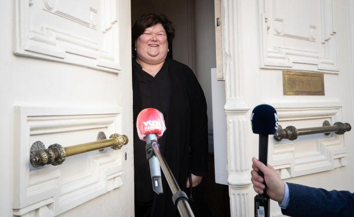 Maggie de Block: Eine Gesundheitsministerin ohne viel Selbstzweifel