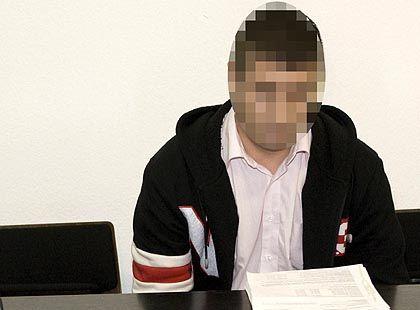 """Der Angeklagte L. vor Gericht: """"Abneigung und Verlust gespürt"""""""