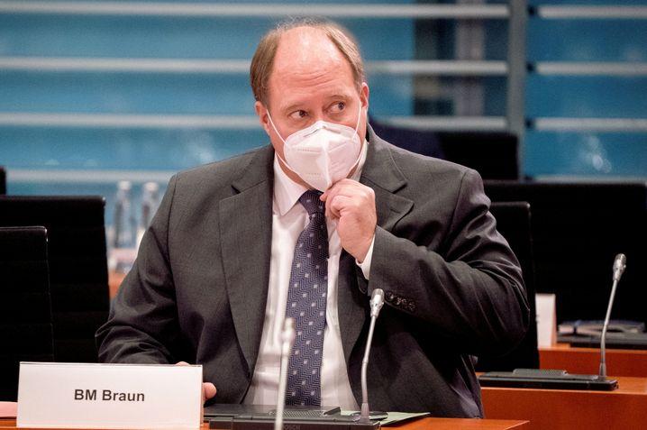 Kanzleramtschef Braun