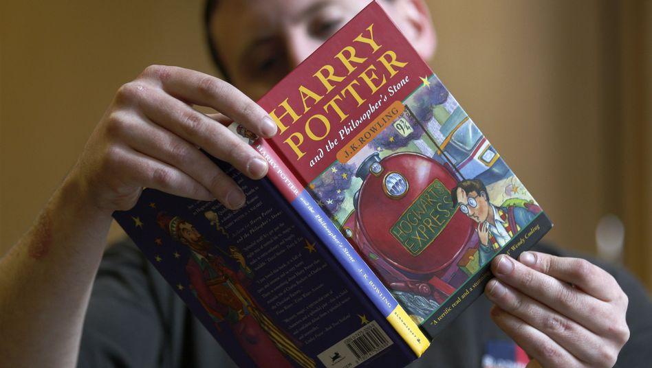 Harry-Potter-Lektüre