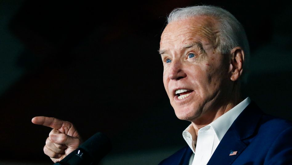 Joe Biden: Hauptfigur eines umstrittenen Twitter-Videos