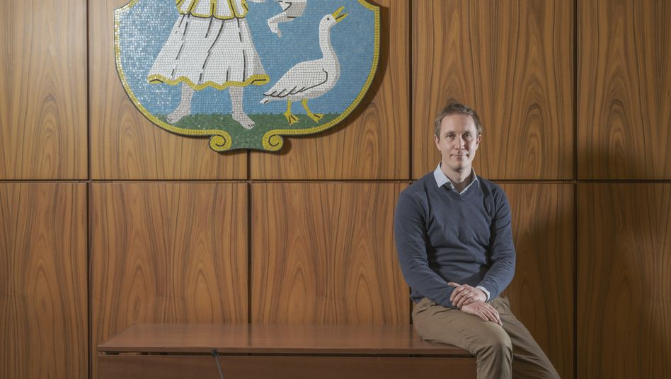 Bürgermeister Daniel Zimmermann: »Weder wissentlich noch fahrlässig Steuergelder riskiert«